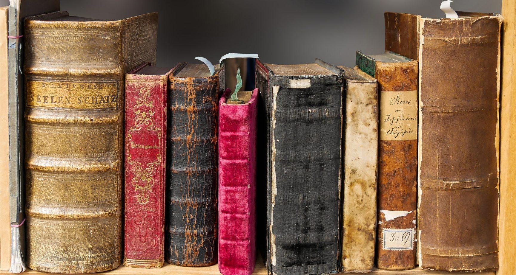 Neue Technologie kann geschlossene Bücher lesen